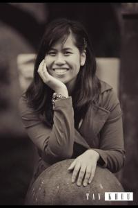 Christina Ta--Fiction Contest Coordinator