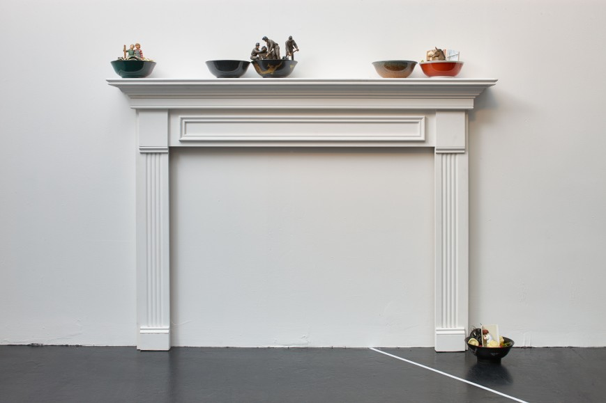 HayleySilverman_Installation view, Ellis King, Dublin, Ireland