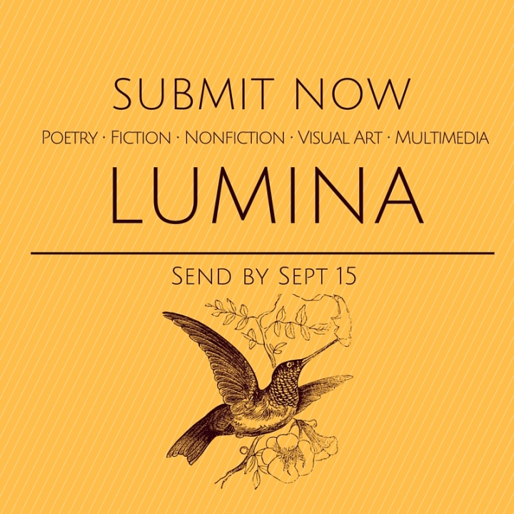 Lumina Yellow Submit Stamp